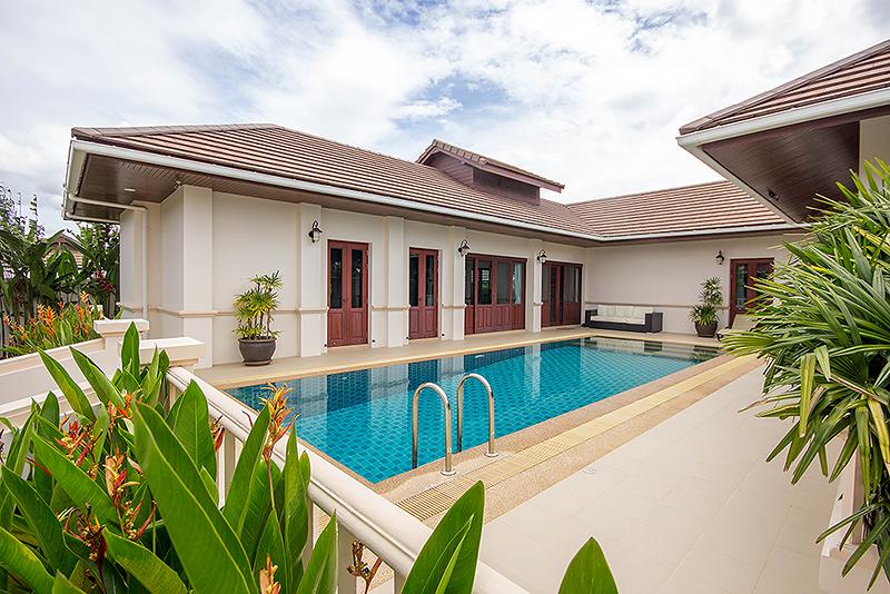 ขายด่วน บ้านเดี่ยวสไตล์บาหลี Bali House For Sale