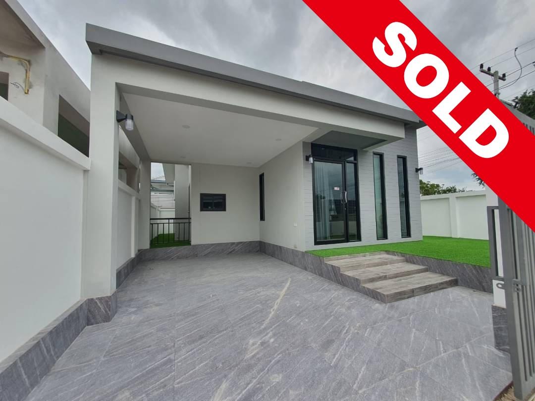 SOLD!! ขายบ้านหัวหินราคาถูก House For Sale