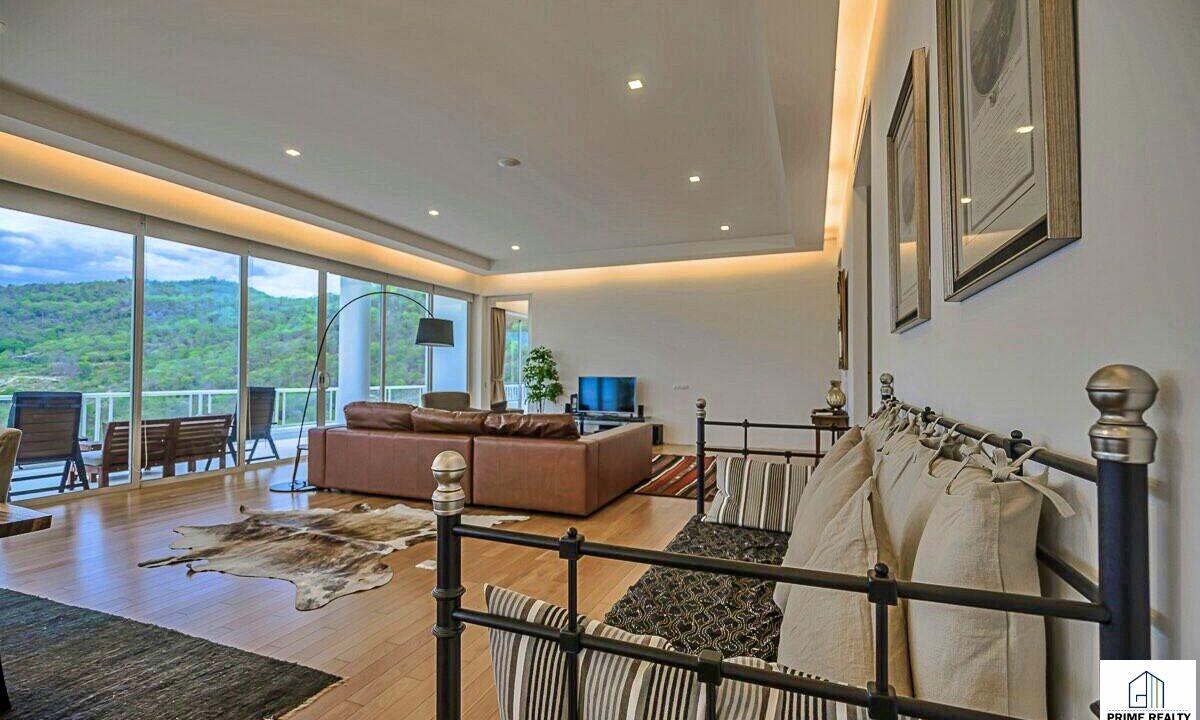 batch_457 Sqm Sea View Pent House Unit Hua Hin (6)