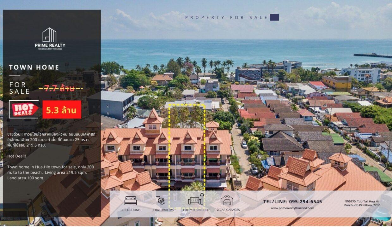 Copy of Modern Blue Real Estate Listing Flyer