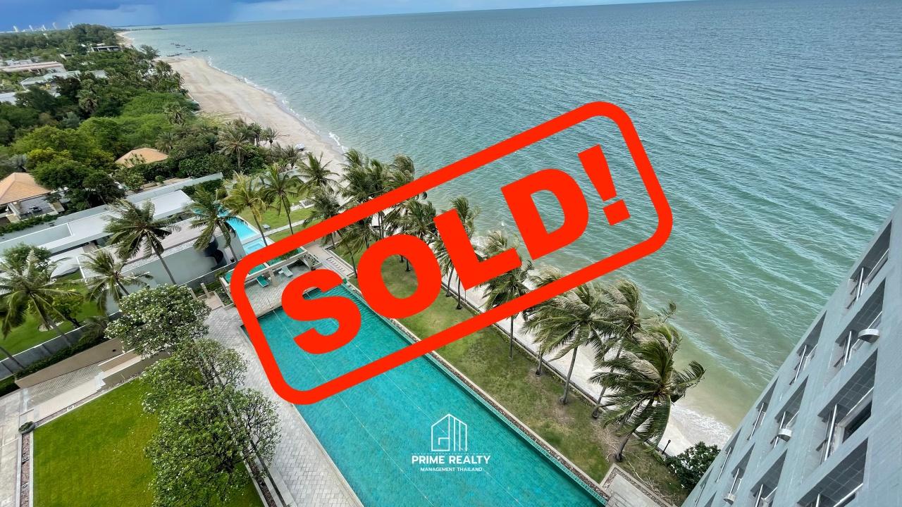 SOLD!! ขายคอนโดวิวทะเล Seaview Condo For Sale