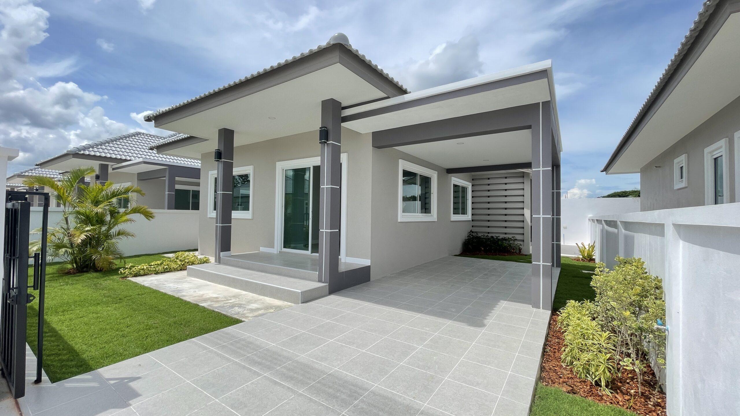 ขายบ้านหัวหินเล็กๆ ราคาถูก Huahin House For Sale