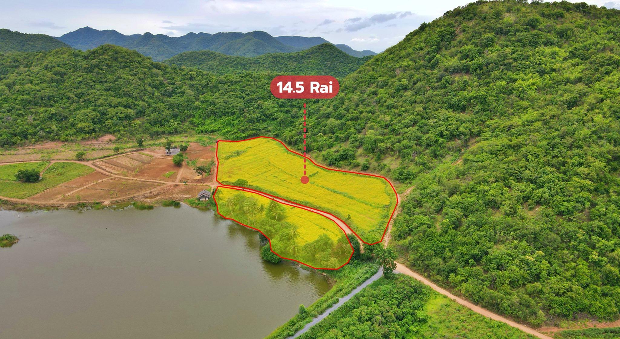 ขายสิทธิ์ในการครอบครองที่ดินในสนามกอล์ฟ Huahin Land For Sale in Majestic Golf Club