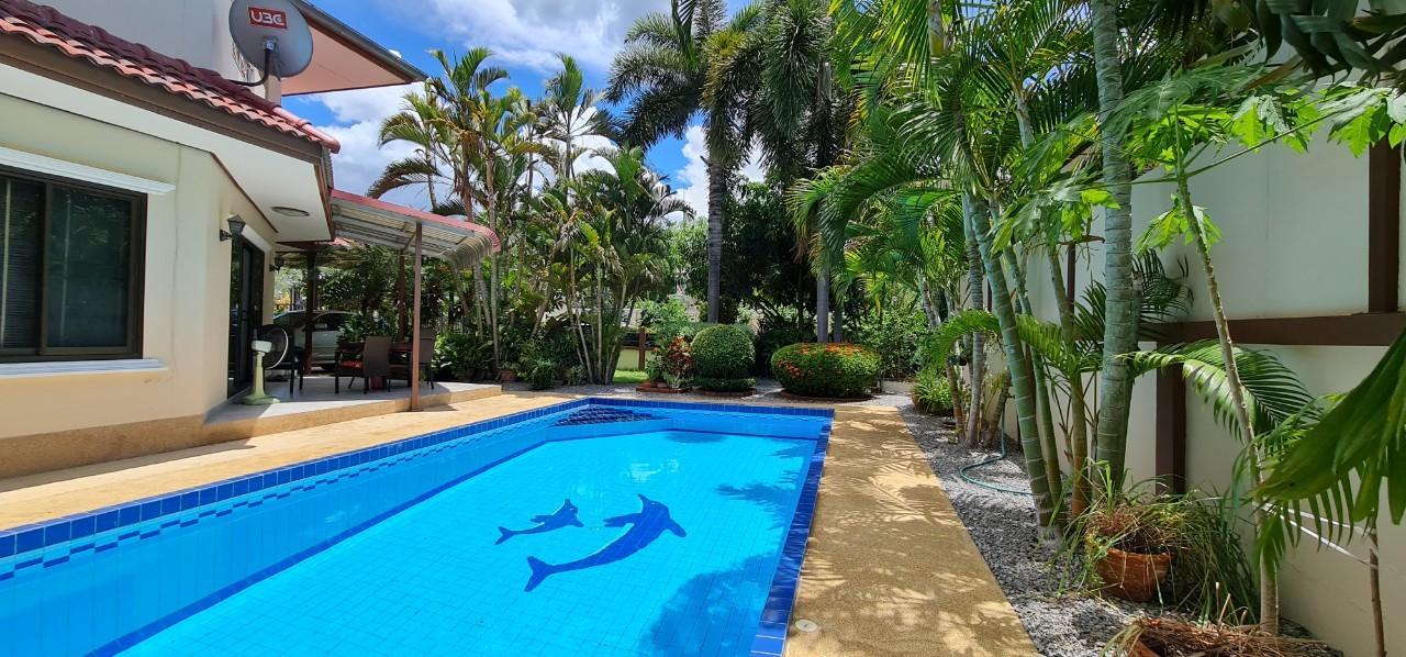 ขายบ้าน2ชั้น สระส่วนตัว 2 Storey Pool Villa For Sale