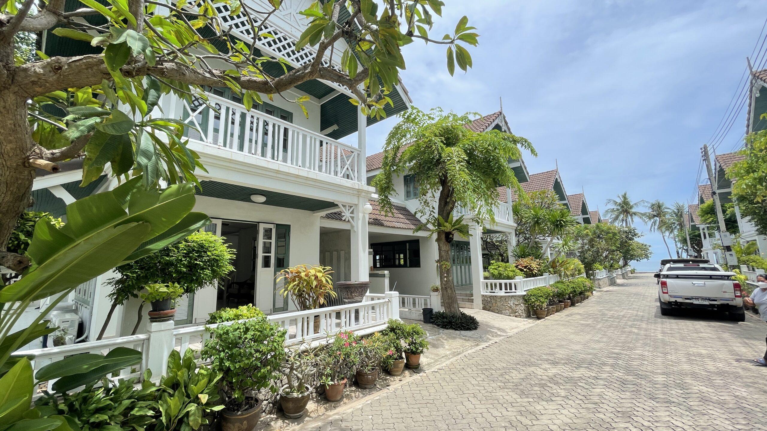 บ้านใกล้ทะเลหัวหิน Near Beach House For Sale