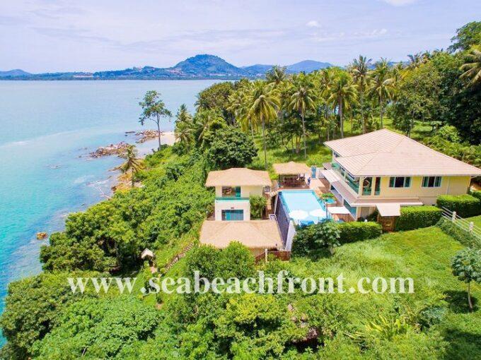 บ้านติดทะเลภูเก็ต Beachfront @Phuket